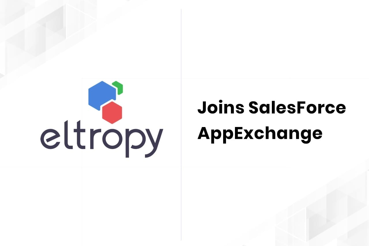 Eltropy Joins SalesForce AppExchange