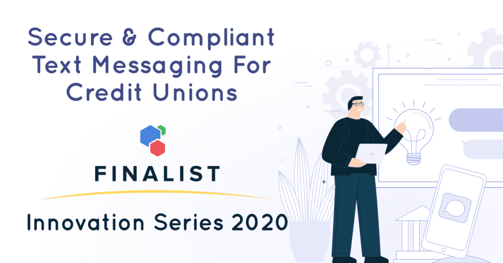 Eltropy for Credit Unions Finalist Innovate Series 2020