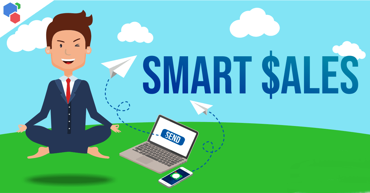 smart sales powered by eltropy